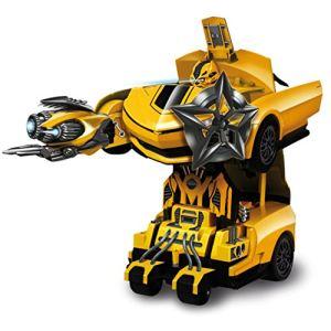 Nikko Autobot Bumblebee Voiture robot radiocommandé
