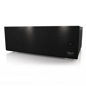 Fractal Design Node 605 (FD-CA-NODE-605-BL) - Boîtier Desktop sans alimentation