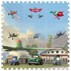 Tatamiz Tapis puzzle Disney Planes