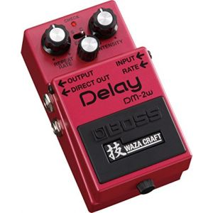 Boss Effect DM-2W Delay Waza Craft Special Edition