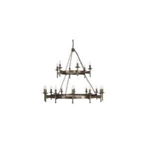 Elstead Lustre Cromwell 18 ampoules