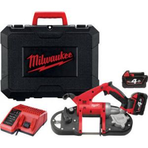 Milwaukee HD18 BS-402C - Scie à ruban 18V