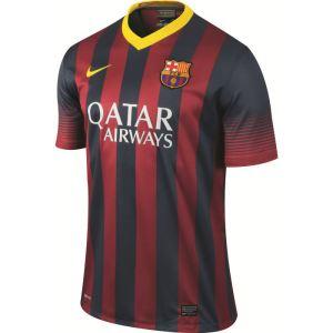 Nike Maillot de football à domicile FC Barcelone 2013 / 2014 homme