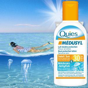 Quies Médusyl - Lait double protection SPF 30