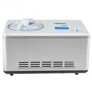H.Koenig TOPC820 - Turbine à glace Top Chef 2 L