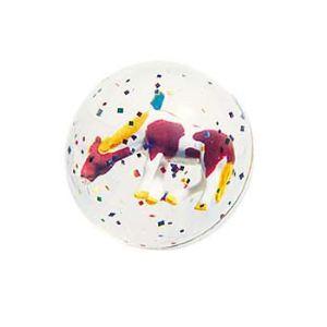 Balle rebondissante cheval 11