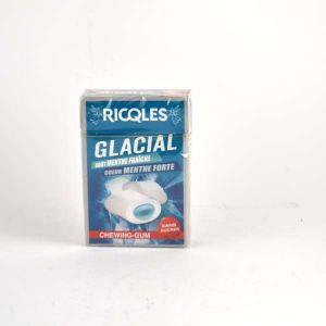 Ricqlès Chewing-Gum Glacial 21,2g