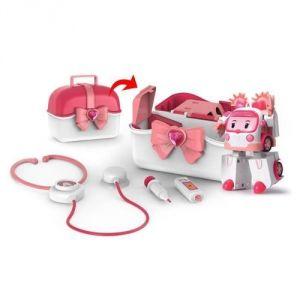 Ouaps Robocar Poli - Mallette de secours Ambre