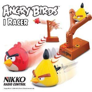 Nikko Véhicule radiocommandé IRacers Angry Birds