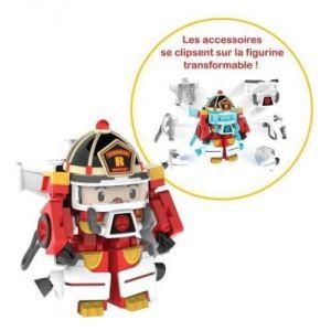 Ouaps Véhicule transformable Robocar Poli : Roy Action Pack (modèle aléatoire)