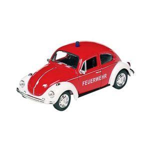 Goki Volkswagen Classical Beetle ambulance, policier et pompier
