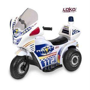 Moto électrique Police