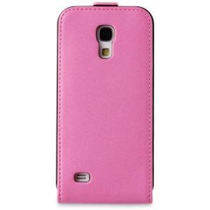 Muvit MUSLI0261 - Étui à clapet pour Samsung Galaxy S4 mini