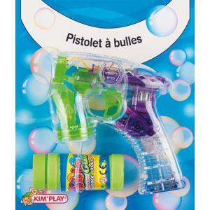 Kim'play Pistolet à bulles
