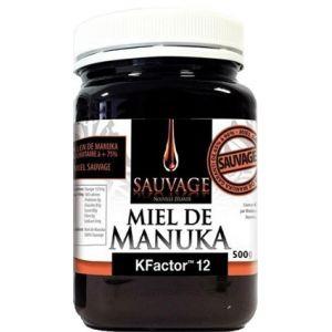 Dr. Theiss Miel De Manuka Sauvage Actif Bio 12+ - 500 g