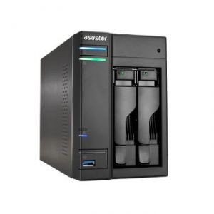 Asus AS-6202T - Serveur NAS 2 baies