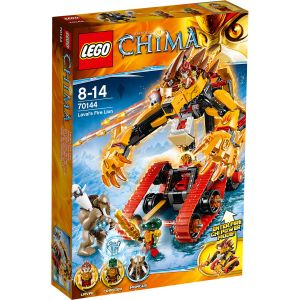 Lego 70144 - Legends of Chima : Le tank Lion de feu