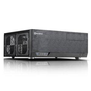 Silverstone Grandia GD09 (SST-GD09B-USB3.0) - Boîtier Multimédia sans alimentation