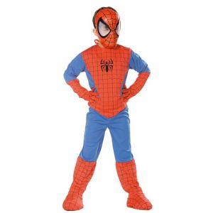 Festiveo Déguisement Spiderman Classic (3 à 10 ans)