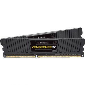Corsair CMK8GX4M2A2133C13 - Barrette mémoire Vengeance LPX 8 Go (2x 4 Go) DDR4 2133 MHz CL13 DIMM