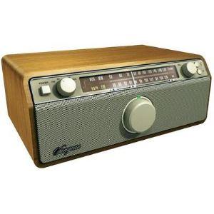 Sangean WR-12 - Poste radio