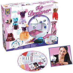 Machine a coudre jouet comparer 48 offres for Machine a coudre wooz art