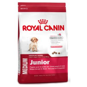 Royal Canin Medium Junior - Sac 10 kg