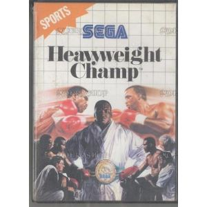 Heavyweight Champ sur Master System