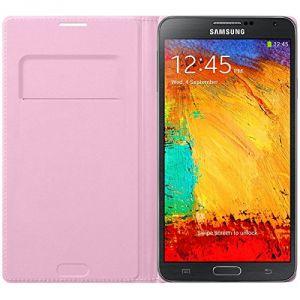 Samsung EFWN900B - Étui ''Wallet cover'' pour Galaxy Note 3