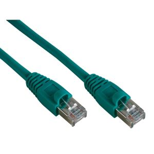 Hq cw112 - Cordon réseau RJ45 patch FTP Cat.5e 3 m