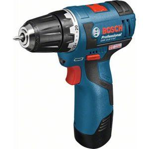 Bosch GSR 10,8 V-EC - Perceuse visseuse sans fil 2,5Ah