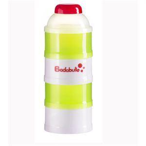 Badabulle Babydose - Boîte de lait empilable
