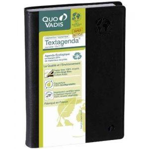 Quo Vadis Agenda Textagenda FR Equology (12 x 17 cm)
