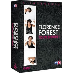 Coffret Florence Foresti - L'intégrale