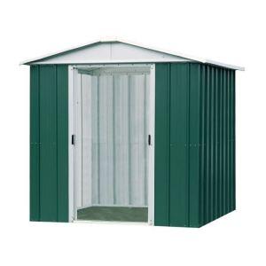 Yardmaster 65GEYZ - Abri de jardin en métal 2,33 m2