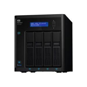 Western Digital WDBWZE0160KBK - Serveur NAS My Cloud EX4100 16 To