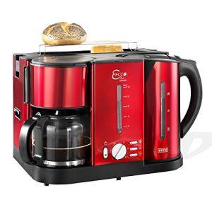 Beem Ecco D1000 - Cafetière électrique 3 en 1  (Cafetière - Toaster - Bouilloire)