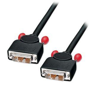 Lindy 41280 - Câble DVI-D 1 m