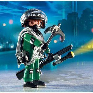 Playmobil 4693 - Policier unité Spéciale