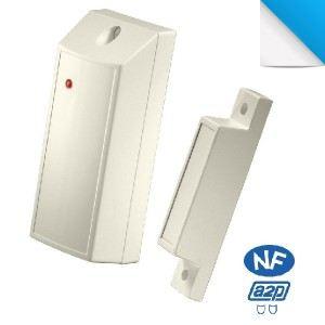 Visonic MCT-302 - Détecteur d'ouverture de porte et fenêtre