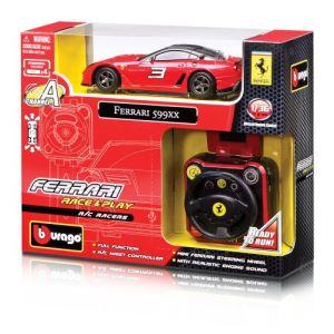 Bburago Voiture radiocommandée Ferrari Montre Echelle 1/36 : Ferrari 599XX