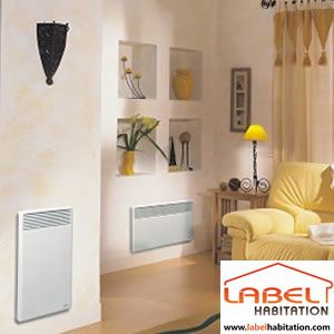 Airelec A687872 - Radiateur à convection naturelle Elite 3D horizontal 750 Watts