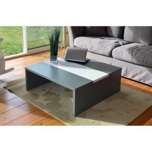 Table basse simple et moderne Miffin