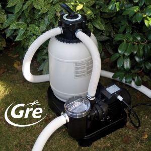 Gre FA6030  - Filtre à sable 125 watts 3 m3/h