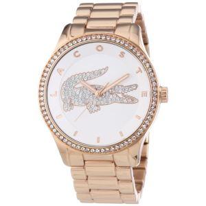 Lacoste 2000828 - Montre pour femme avec bracelet en acier Victoria