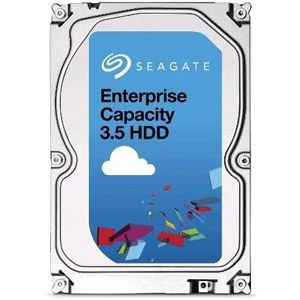 "Seagate ST1000NM0055 - Disque dur interne Enterprise Capacity 1 To 3.5"" SATA 6Gb/s"