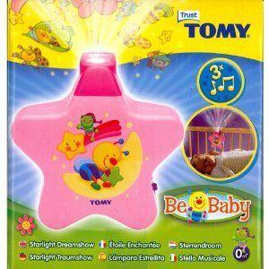 Tomy Veilleuse musicale étoile enchantée