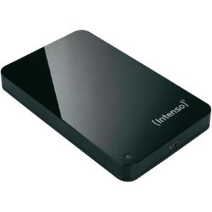 "Intenso Memory Station 1 To - Disque dur externe 2.5"" USB 2.0"