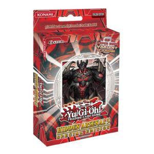 Konami Carte à collectionner Yu-Gi-Oh! : Arsenal Mystérieux 5 Édition spéciale