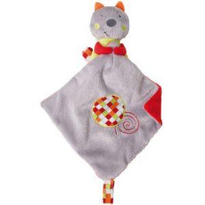 Tinéo Doudou Chat gris
